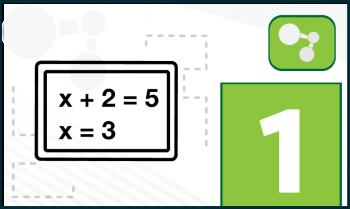Patrones numéricos del 2, 3, 5 y 10