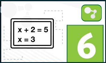 Escribir frases como expresiones algebraicas y evaluar expresiones con variables