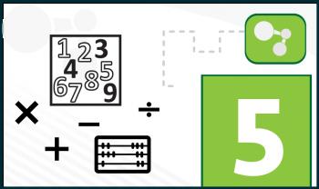 Equivalencias entre fracciones propias, impropias y número mixtos