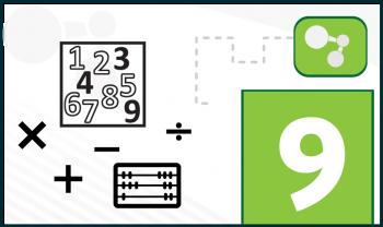 Usar las propiedades de los números reales para resolver problemas.